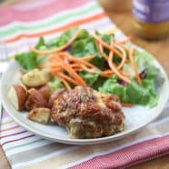 These Mini Honey Mustard Meatloaves are always a hit it my house! Simple to make, and quick to get to the table - great for a weeknight dinner. Recipe via aggieskitchen.com