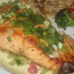 Key West Grilled Salmon