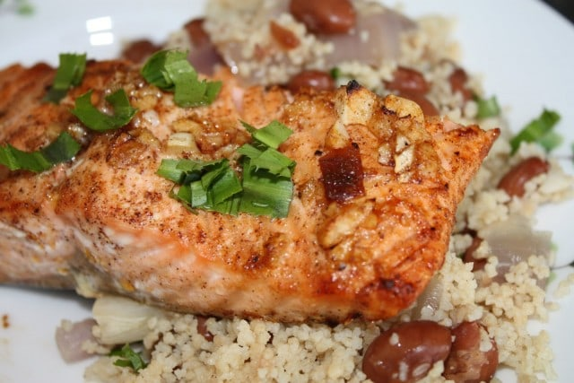 Chipotle Salmon