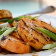 Grilled Sweet Potato Salad - recipe - 3