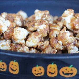 Sea Salted Caramel Corn