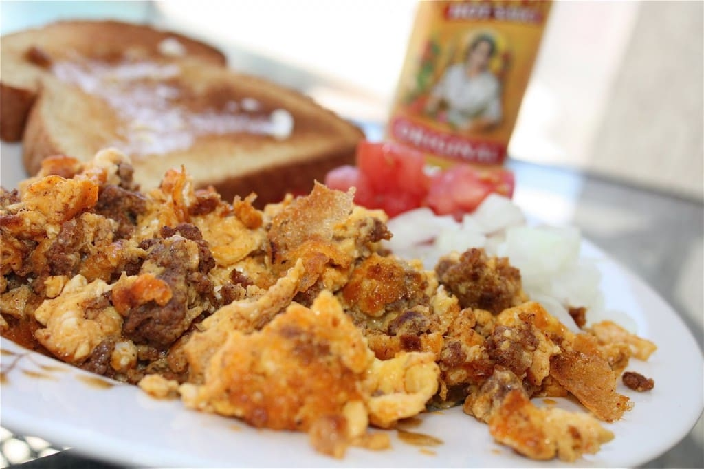 Top 5 Favorites of 2009… #5 Chorizo and Eggs | Aggie's Kitchen