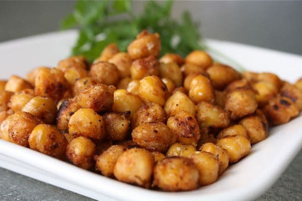 Fried Chickpeas or Ceci Friti | eCurry - The Recipe Blog
