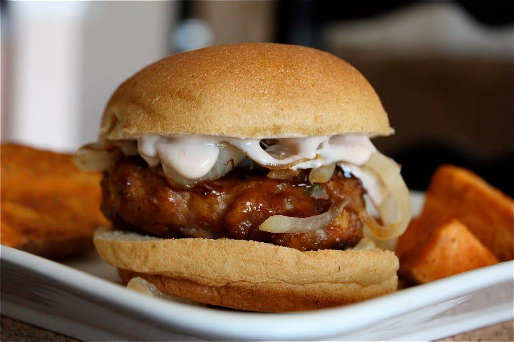 True Food Kitchen Turkey Burger Recipe