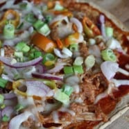Barbecue Chicken Flatbreads-3