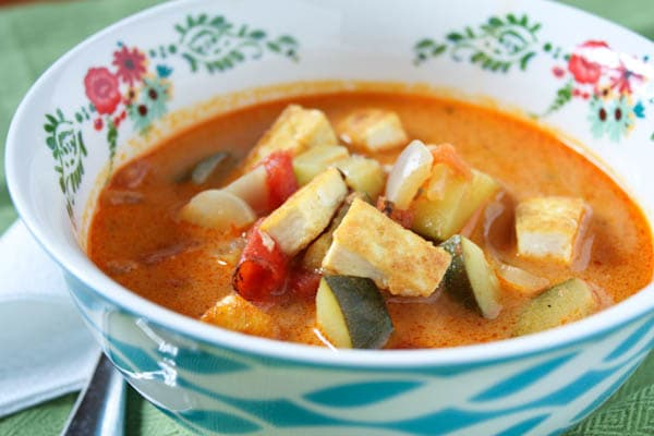 Thai Curry Tofu Recipes Dishmaps
