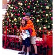 Sammy and Gina Chrismas 2011