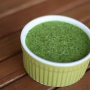 Meyer Lemon and Arugula Pesto recipe1
