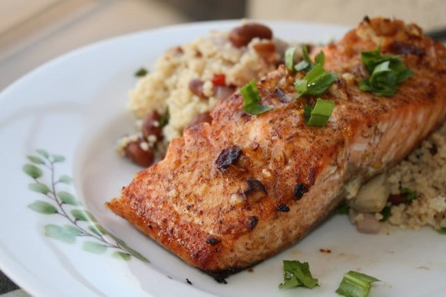 Chipotle salmon is a healthy salmon recipe with big, bold flavors.