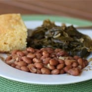 Southern Beans and Greens recipe  1