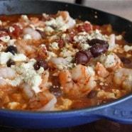 Baked Shrimp with Feta-recipe3