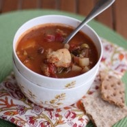 Italian Fish and Potato Stew