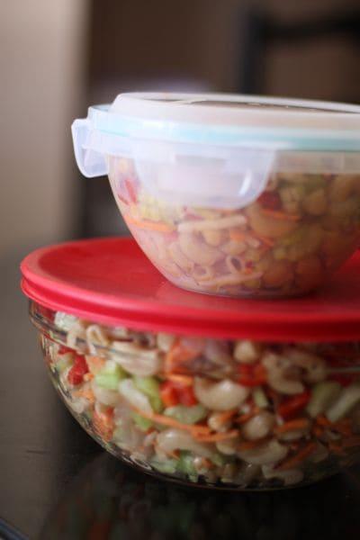 Macaroni Salad (Mayo-Free)