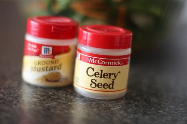 My Spice Kitchen: Celery Seed