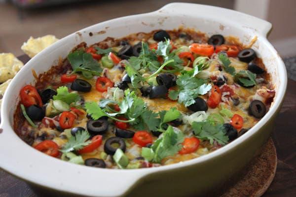 Feeling Dippy? Hot Black Bean Fiesta Dip (plus a few more dips to ...