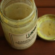 Mustard and Herb Vinaigrette - recipe via aggieskitchen.com