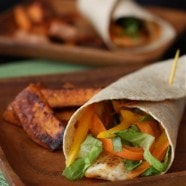 Spicy Fish Wraps