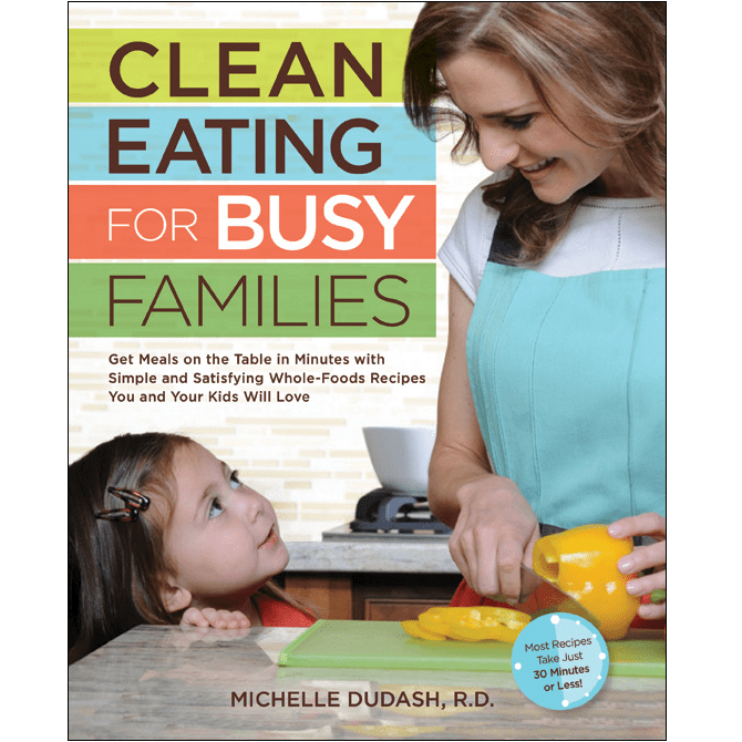 Clean Eating Busy Families