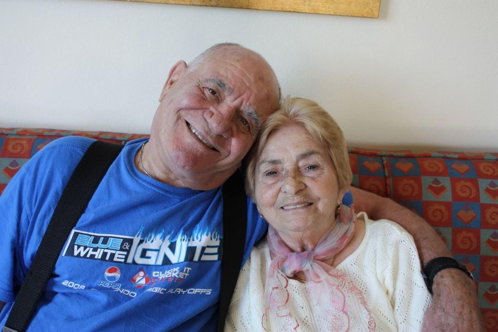 Nonna and Nonno