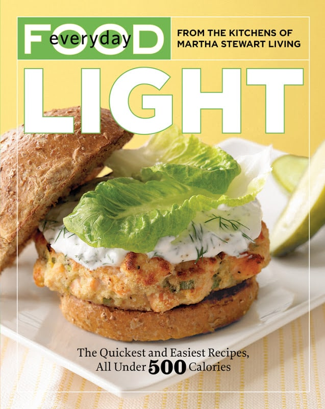 Everyday Food Light Cookbook
