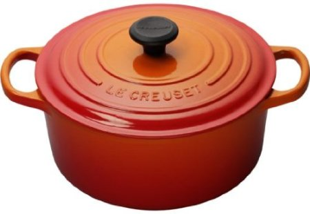 Le Creuset Flame 5.5 French Oven