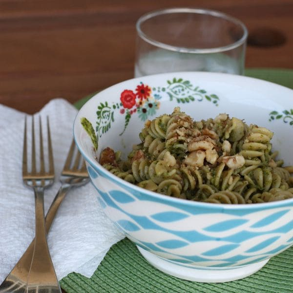 Meyer Lemon and Arugula Pesto recipe2