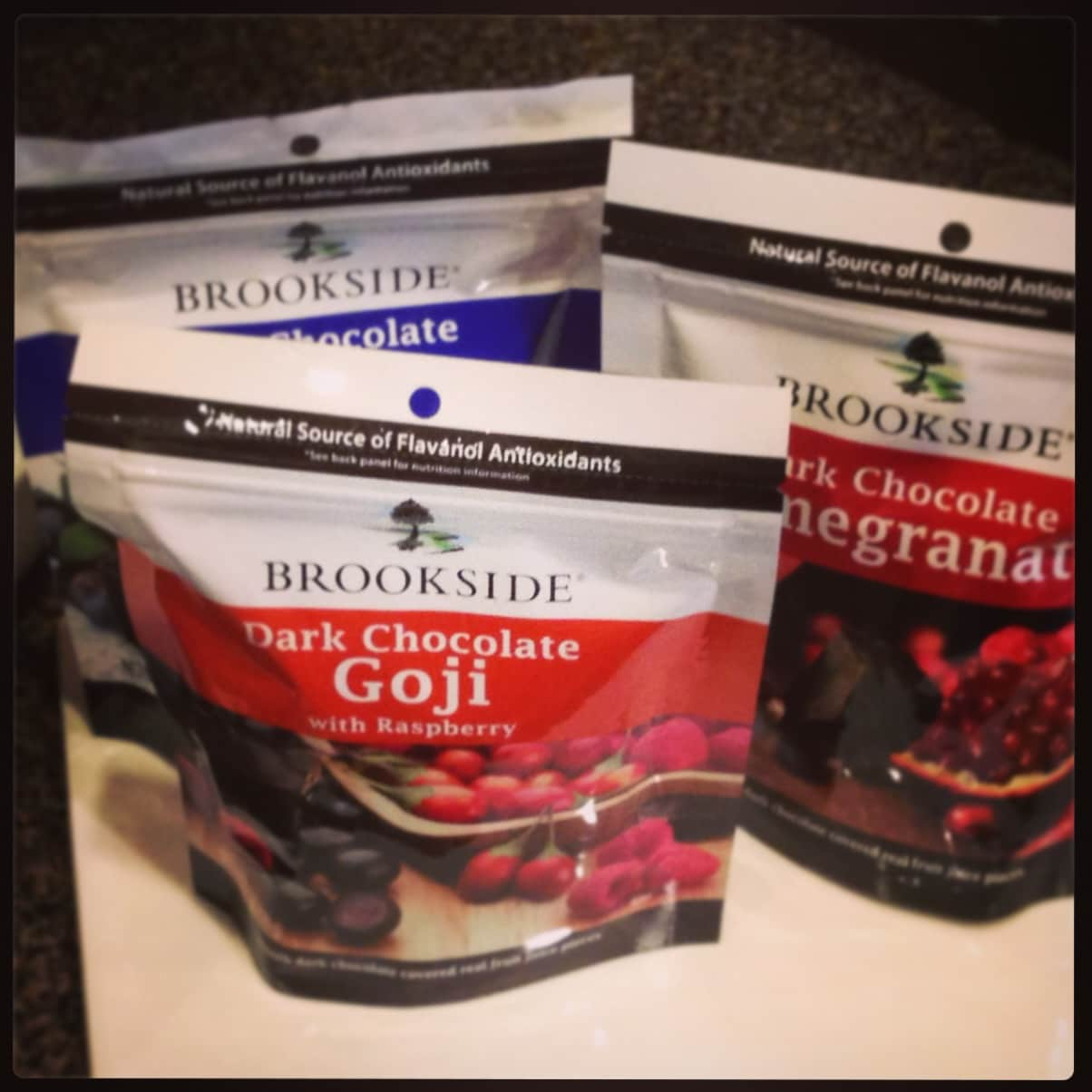 Brookside Chocolate Giveaway | Aggie's Kitchen