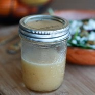 Simple Grapefruit Vinaigrette