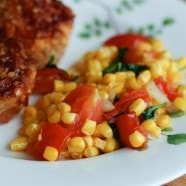 Corn-Basil-Tomato-Saute-Recipe-Aggie's-Kitchen