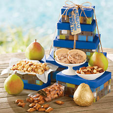 Harry & David Gift Tower Giveaway | AggiesKitchen.com #giveaway #gifts