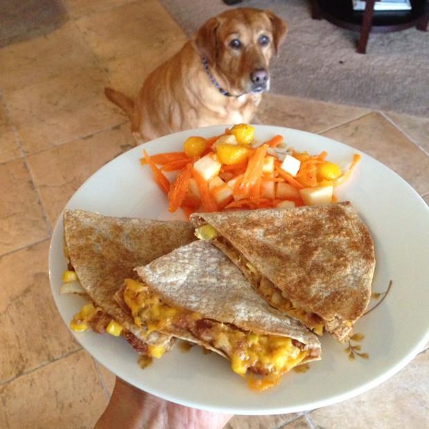 Jicama Carrot and Mango Salad | Aggie's Kitchen