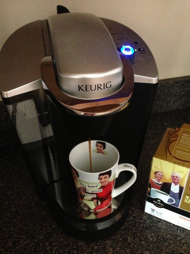 Keurig OfficePRO Coffee Maker {Giveaway and Review}