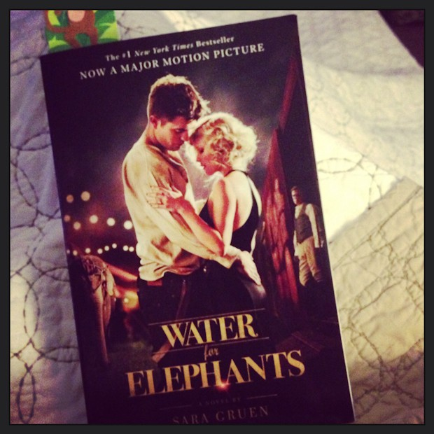water for elephants book vs movie