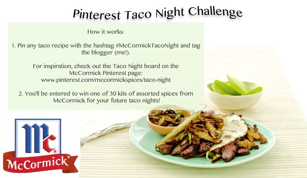 Pinterest Taco Night
