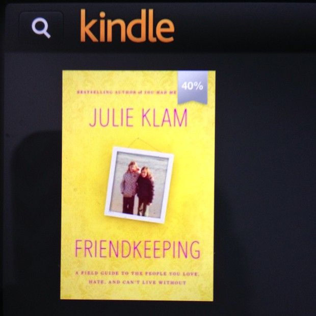 Summer Reading: Friendkeeping | AggiesKitchen.com  #books #reading