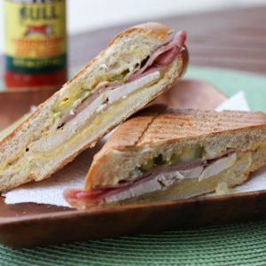 Rotisserie Chicken Cuban Sandwiches | www.aggieskitchen.com