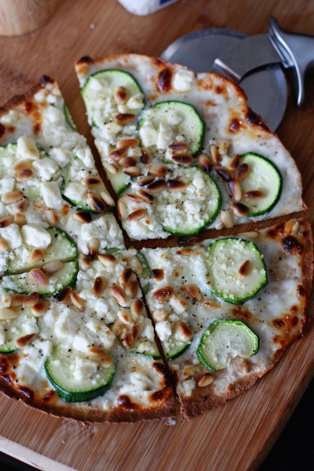 Skillet Tortilla Pizza Recipes — Dishmaps