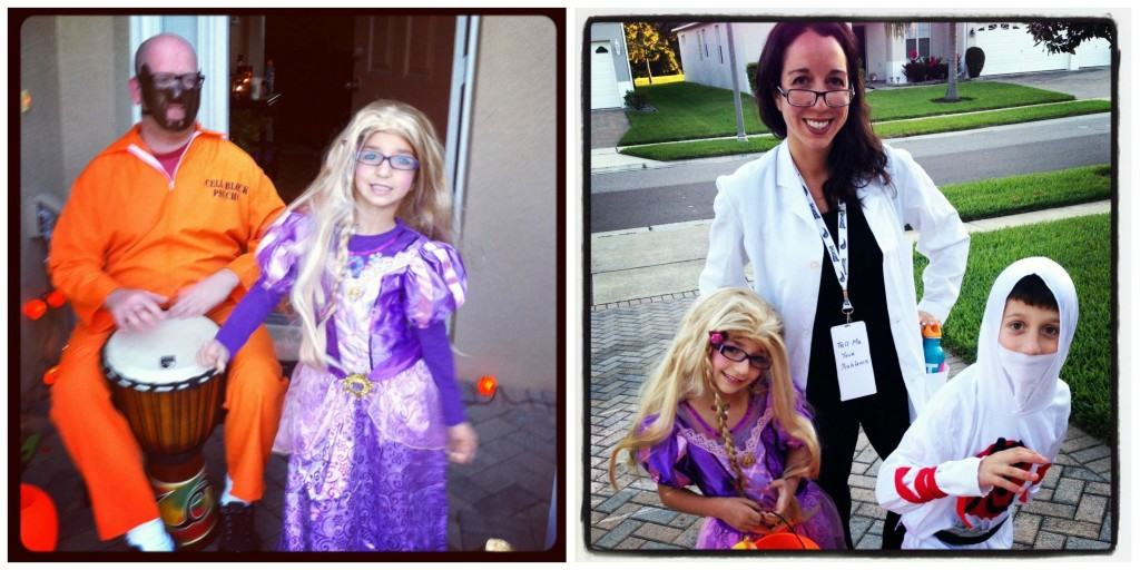 Halloween 2012 Collage
