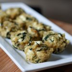 Spinach and Feta Quinoa Bites | www.aggieskitchen.com