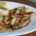 Baked Boardwalk Fries | AggiesKitchen.com