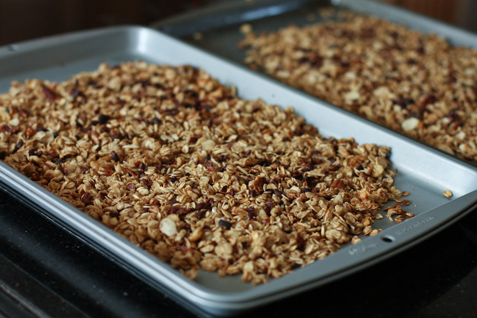 Haven S Kitchen Granola Recipe