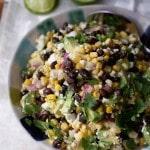 Summer Black Bean and Corn Salad | Aggie