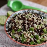 Black Bean and Rice Salad | Aggie