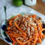 Pinto Bean and Pepper Salad   Aggie