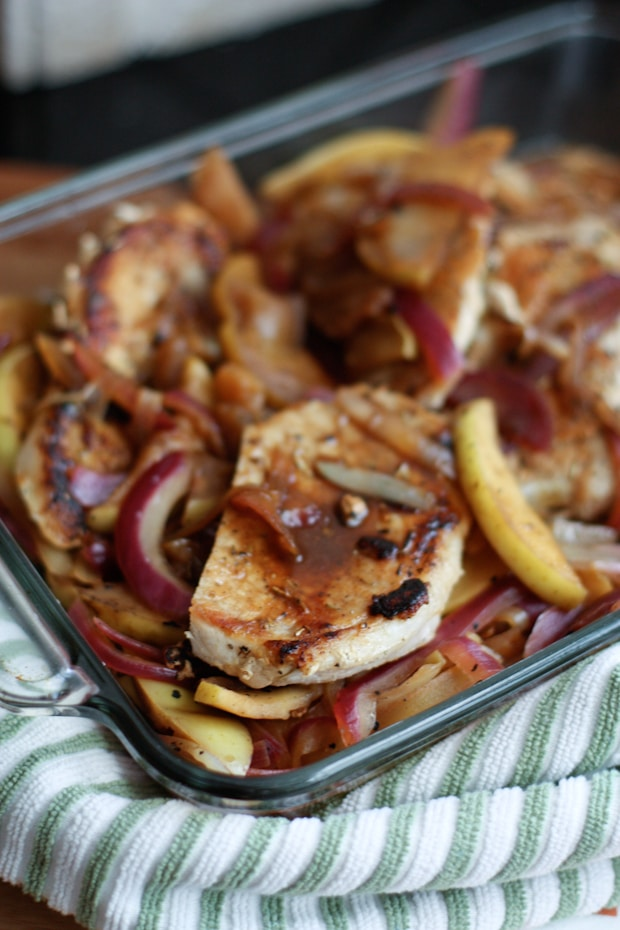 Pork chop and apple cider recipes