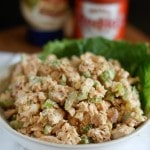 Buffalo Rotisserie Chicken Salad | Aggie