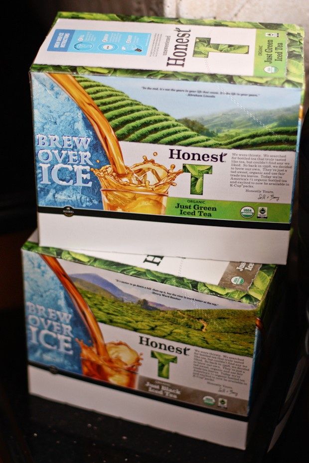 Honest Tea Giveaway