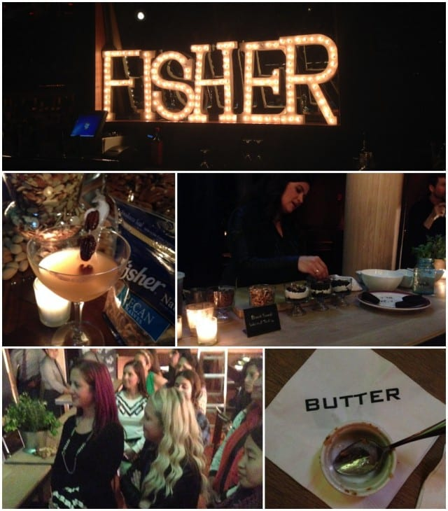 Fisher Nuts in NYC