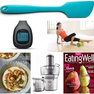 Healthy Holiday Amazon Giveaway