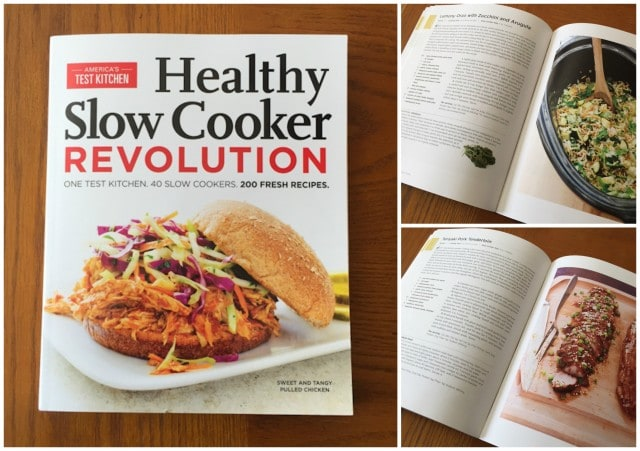 Healthy Slow Cooker Revolution Cookbook